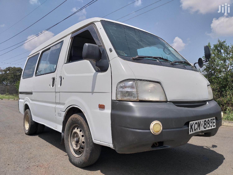Mazda Bongo 2008 White | Buses & Microbuses for sale in Langata, Nairobi, Kenya