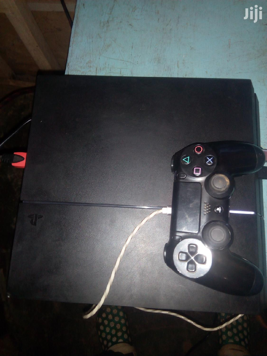 Play Station 4 With 10 Games | Video Game Consoles for sale in Siaya Township, Siaya, Kenya