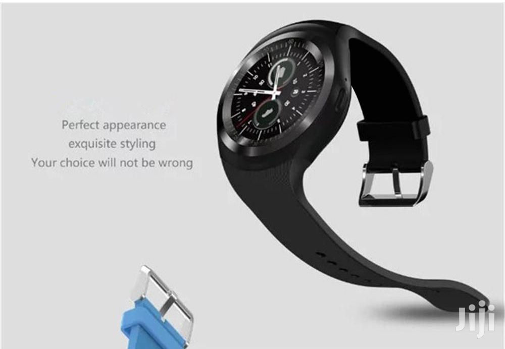 Smart Watch Y1X Sport Heart Rate Sleep Monitor | Smart Watches & Trackers for sale in Nairobi Central, Nairobi, Kenya