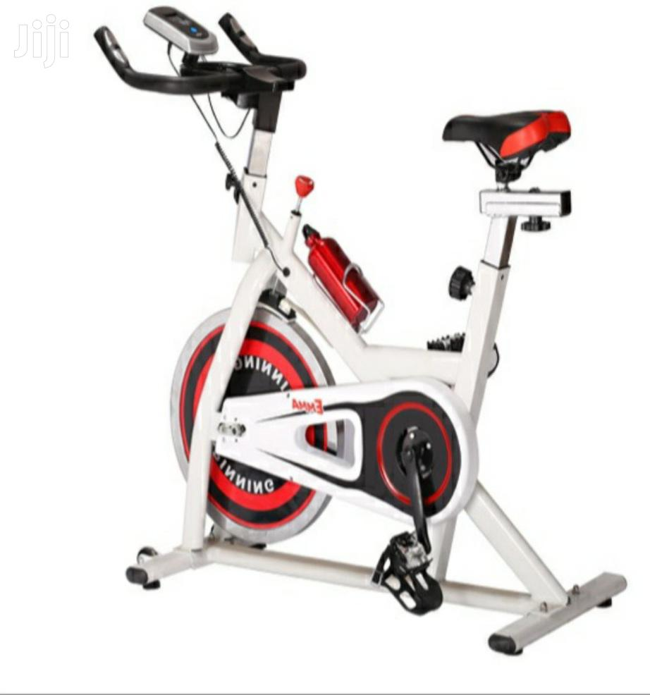 Indoor Cycle Exercise Spin Bikes for Home Use