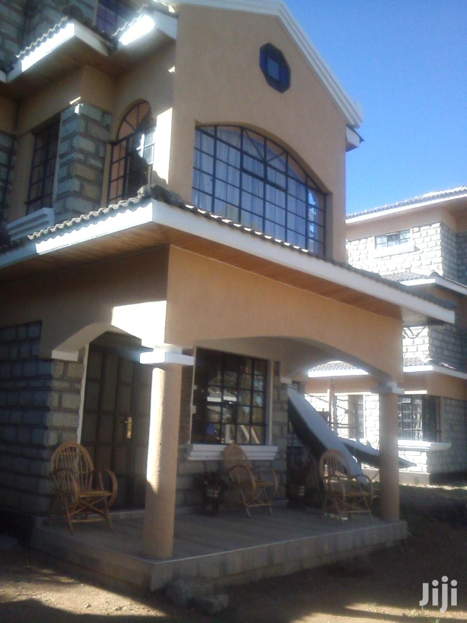 TOWN Villas 5 Bedroomed All En-Suite in a Secure Environs of ELGON V | Houses & Apartments For Rent for sale in Racecourse, Uasin Gishu, Kenya