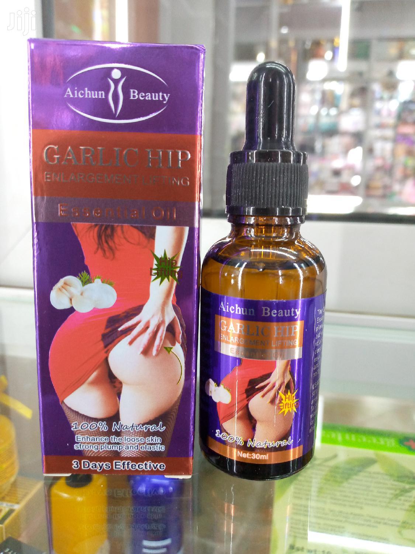 Aichum Beauty Garlic Hip And Butt Enlargement Oil