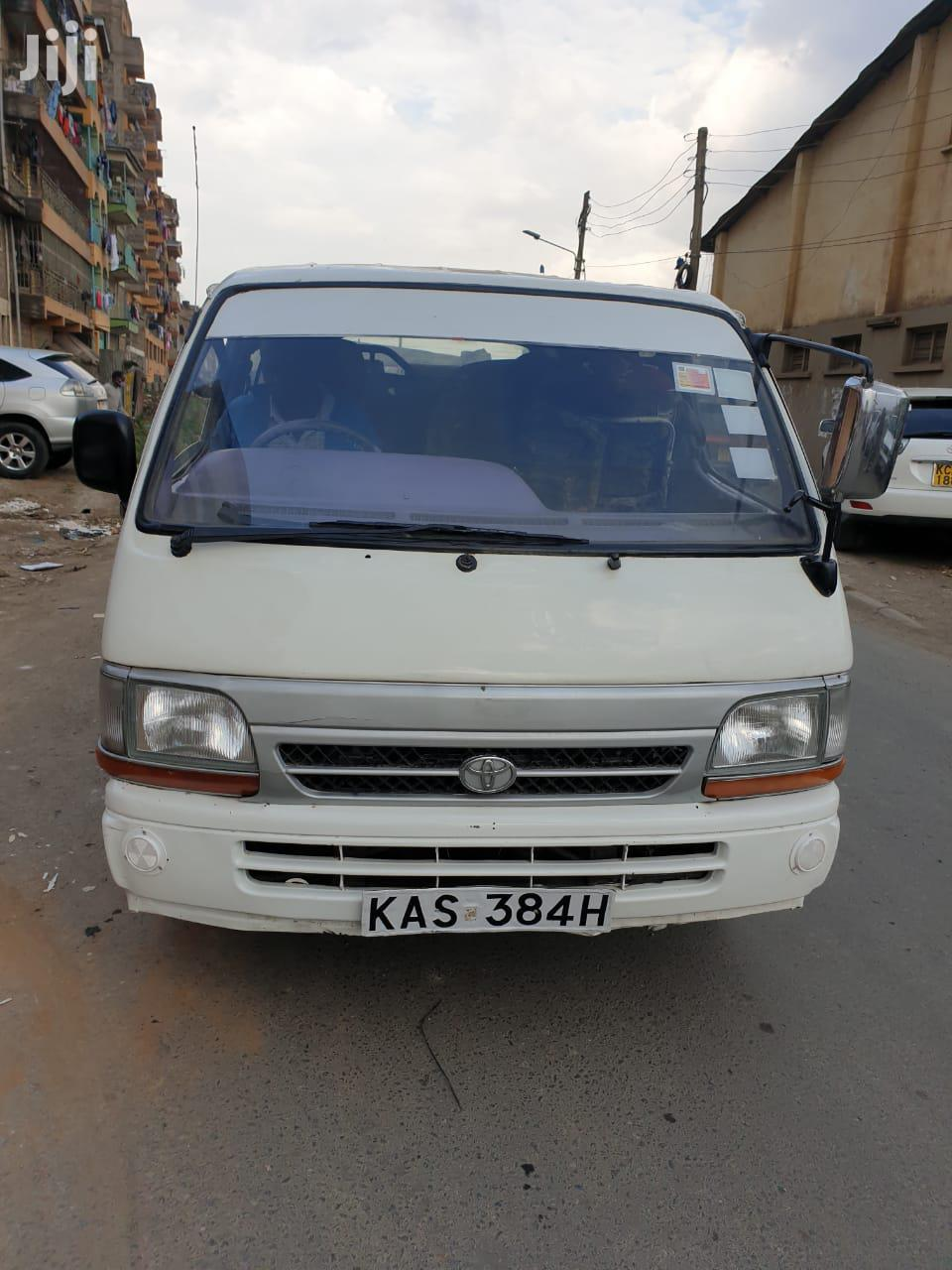 Toyota Shark. 3l Engine Diesel | Buses & Microbuses for sale in Embakasi, Nairobi, Kenya