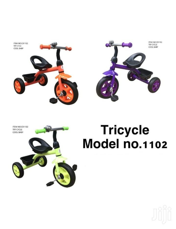 Tricycle Model 1102