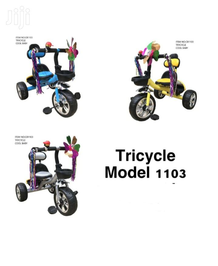 Tricycle Model 1103