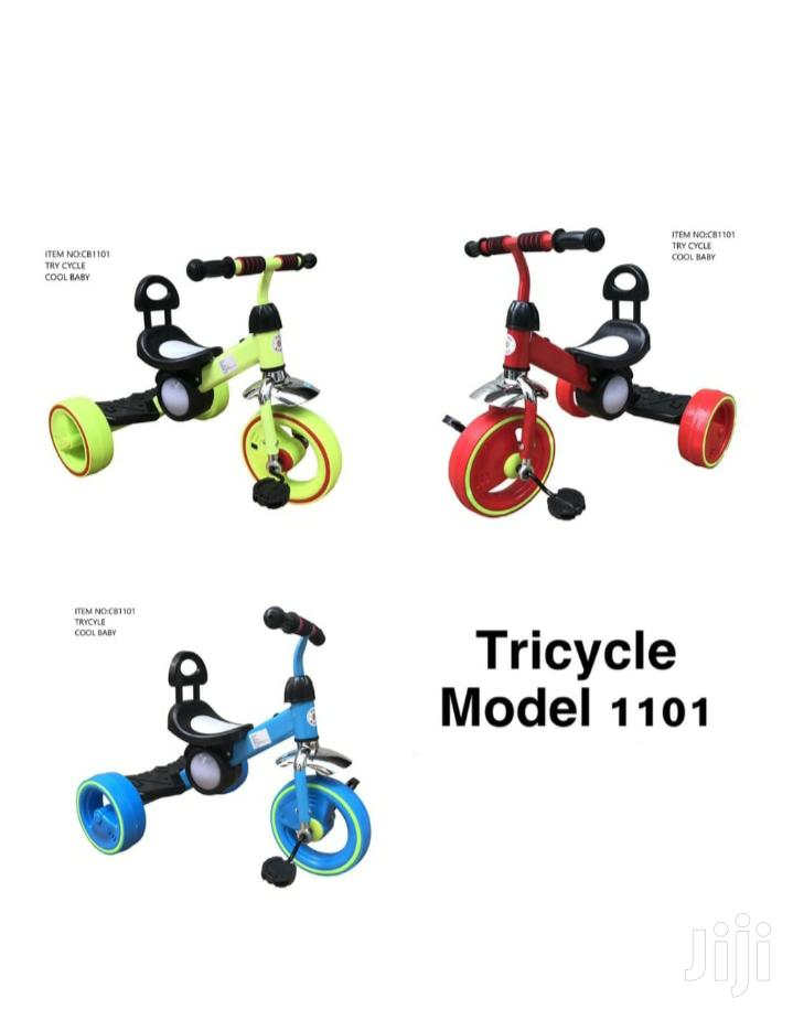 Tricycle (Model 1101)