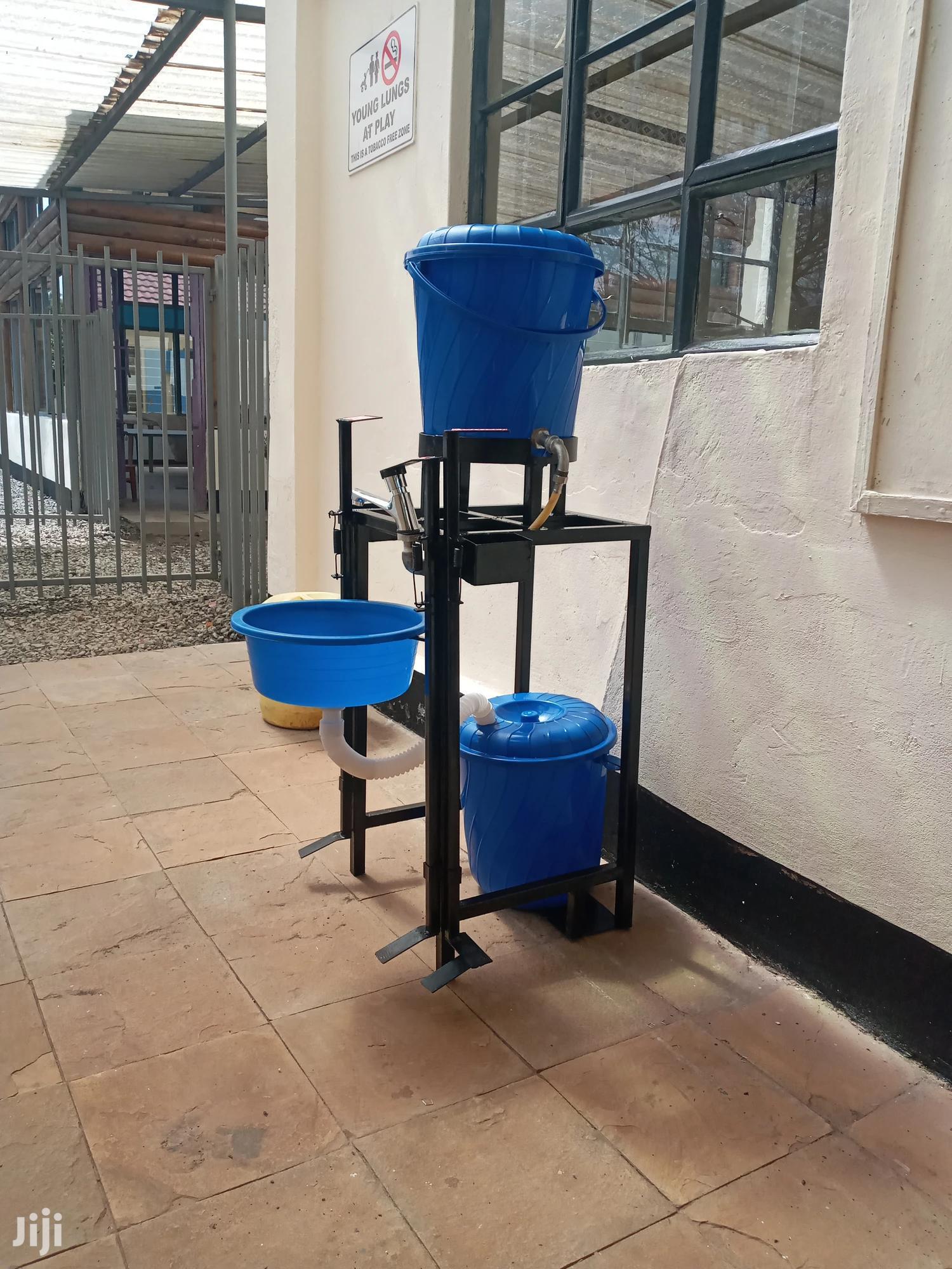 Archive: 60ltr Handwash Station