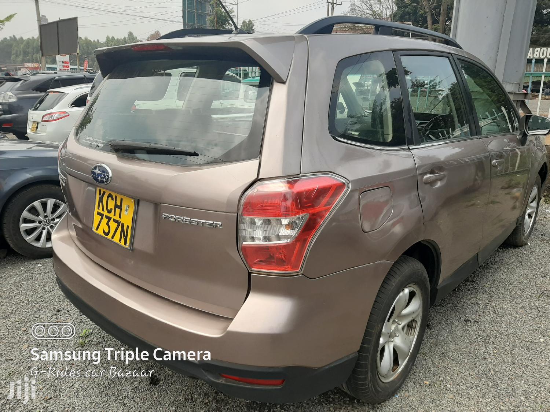 Subaru Forester 2014 Gold | Cars for sale in Nairobi Central, Nairobi, Kenya