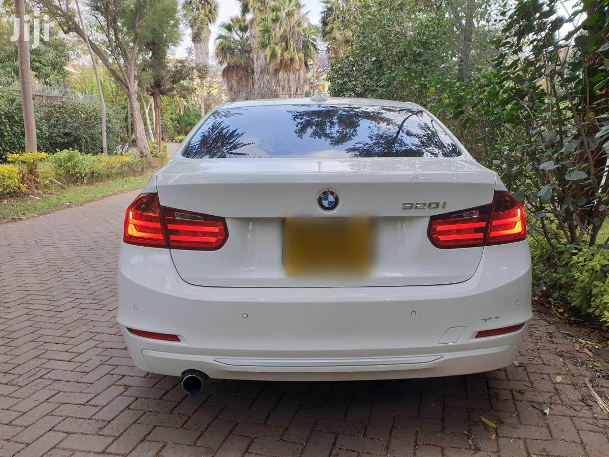 BMW 320i 2012 White | Cars for sale in Kilimani, Nairobi, Kenya
