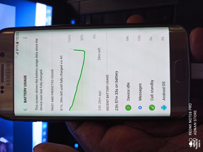 Archive: Samsung Galaxy S6 edge 32 GB Gold