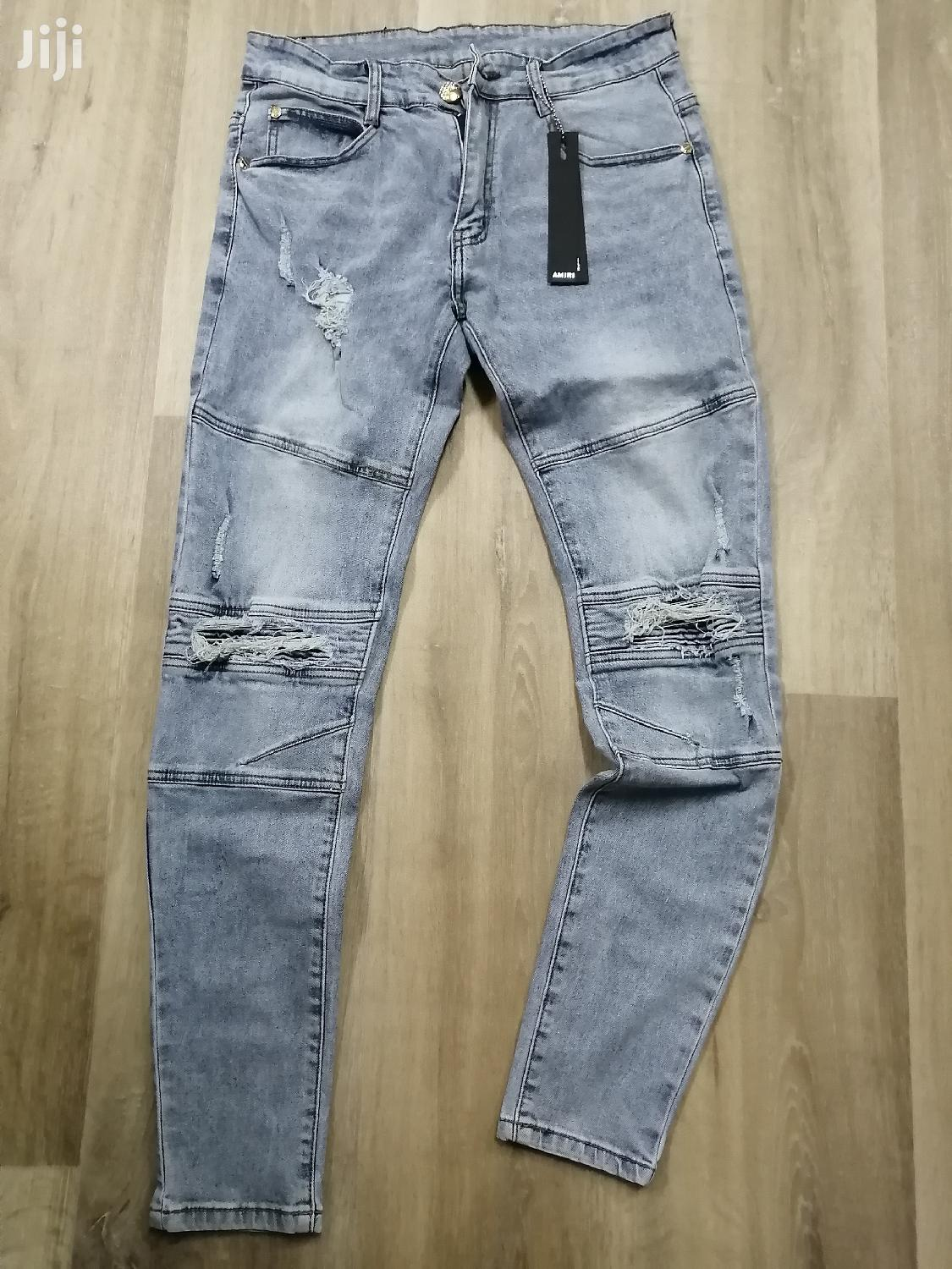 Washed Jeans Available