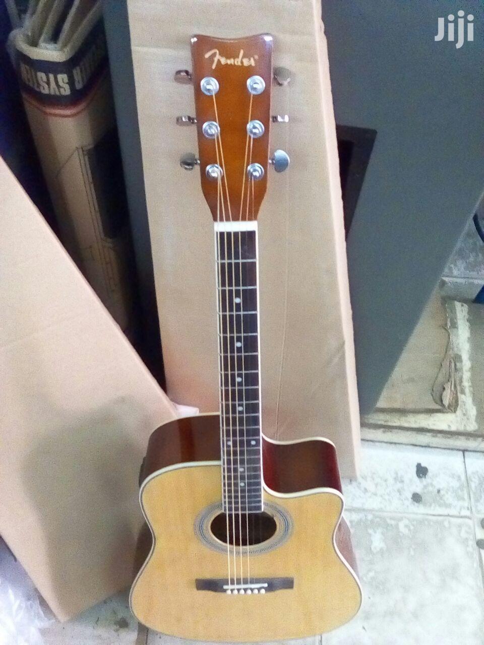 Semi Acoustic Guitar Fender
