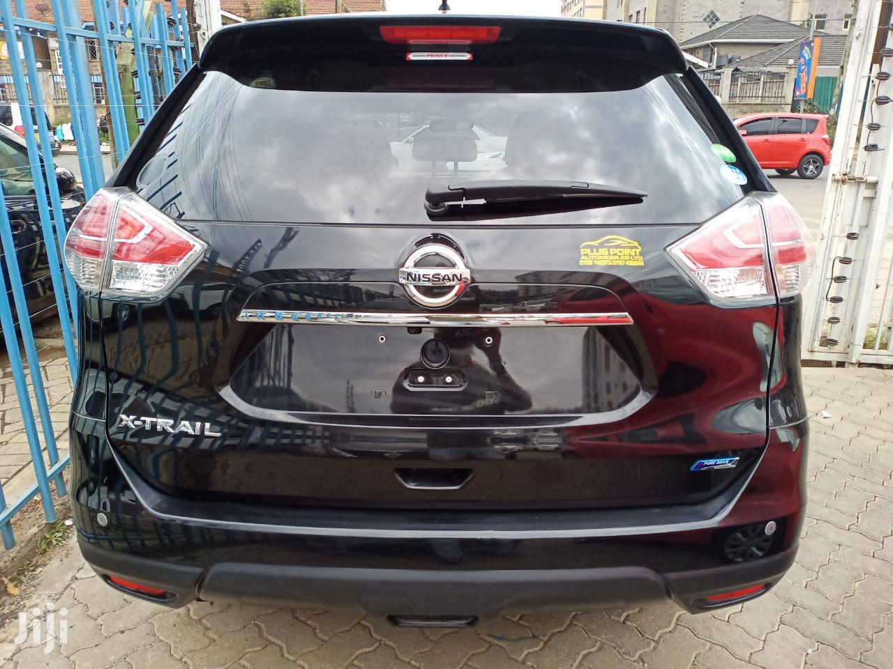 Nissan X-Trail 2014 Black   Cars for sale in Ngong, Kajiado, Kenya