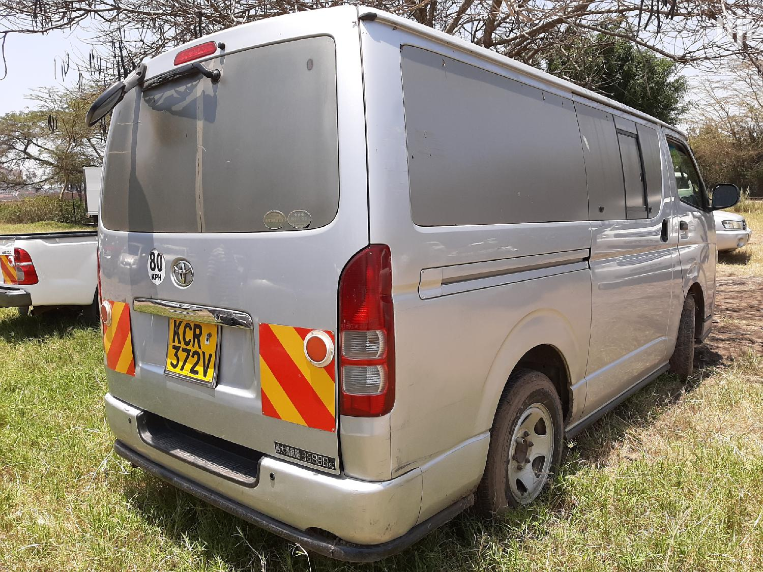 Toyota Hiace 2011 Silver | Buses & Microbuses for sale in Nairobi Central, Nairobi, Kenya