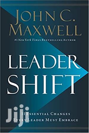 Leadershift-John C. Maxwell | Books & Games for sale in Nairobi, Nairobi Central
