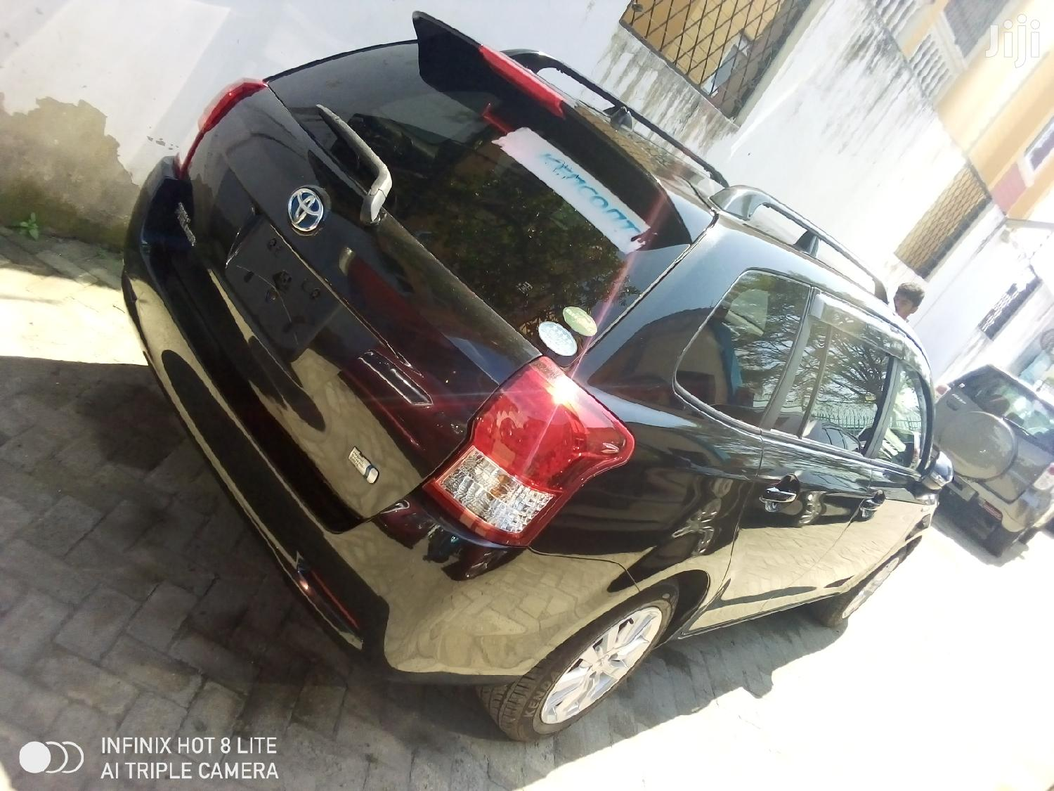 Toyota Fielder 2013 Black | Cars for sale in Mvita, Mombasa, Kenya