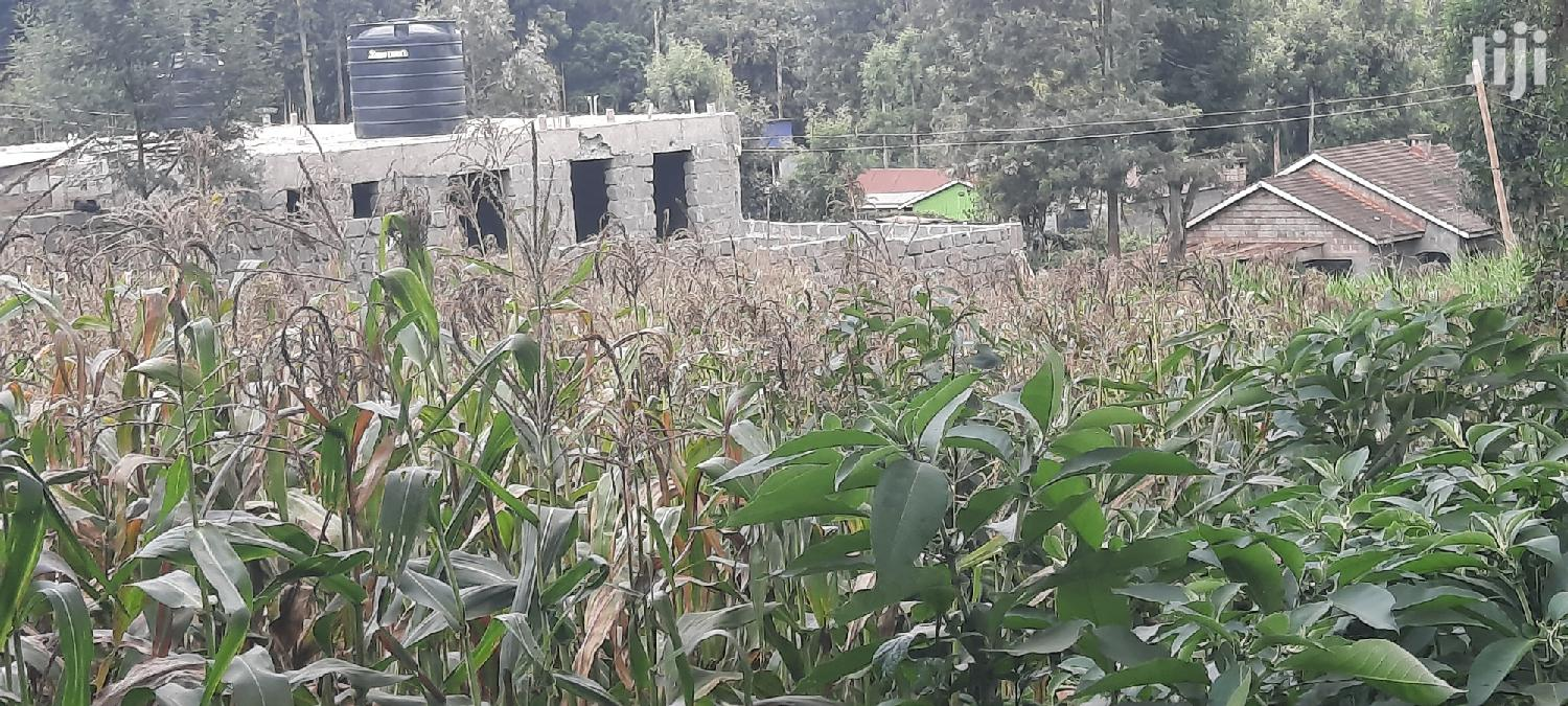 100x100 Plot Gitaru Kiambu County