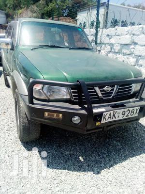 Nissan Patrol 2003 Green | Cars for sale in Mombasa, Kisauni