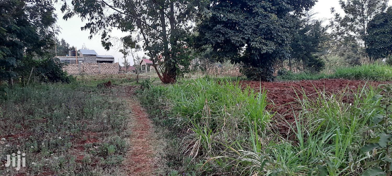 1/2 an Acre Kikuyu Gikambura Kiambu County | Land & Plots For Sale for sale in Kikuyu, Kiambu, Kenya