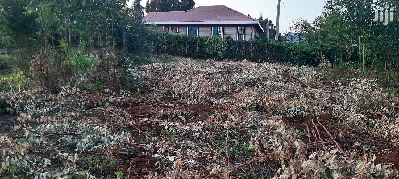 Prime 50x100 Plots Limuru Makutano Kiambu County