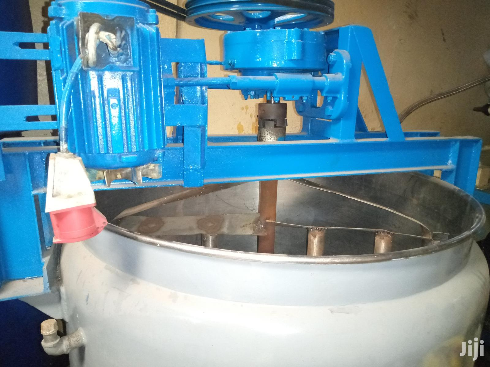 Archive: Grease Making Equipment
