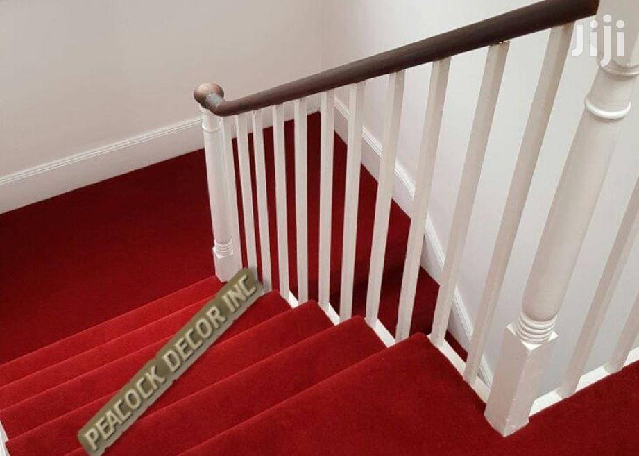 Delta – 4mm Thick RED CARPETS | Home Accessories for sale in Nairobi Central, Nairobi, Kenya