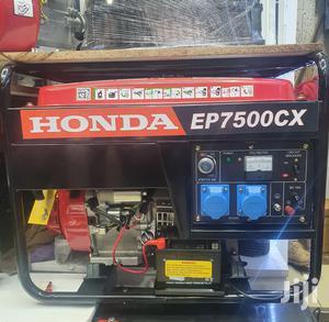 Honda Ep7500cx Generator 7.5kva Petrol Generator | Electrical Equipment for sale in Nairobi, Nairobi Central