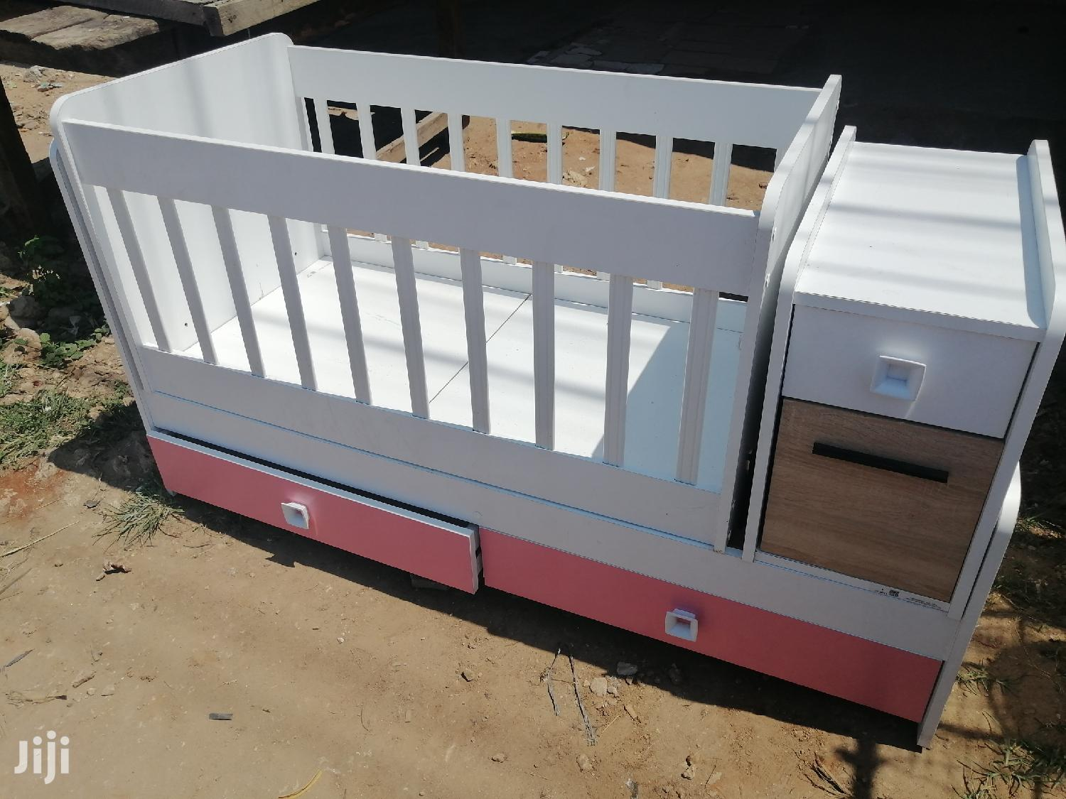 Classy Modern Baby Cot