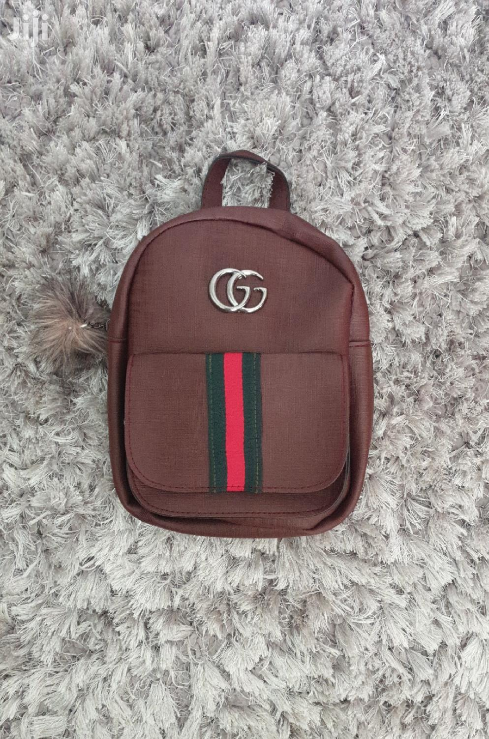 Gucci Small Backpack