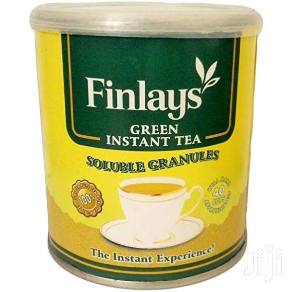 Finlays' Green Instant Tea, 40g