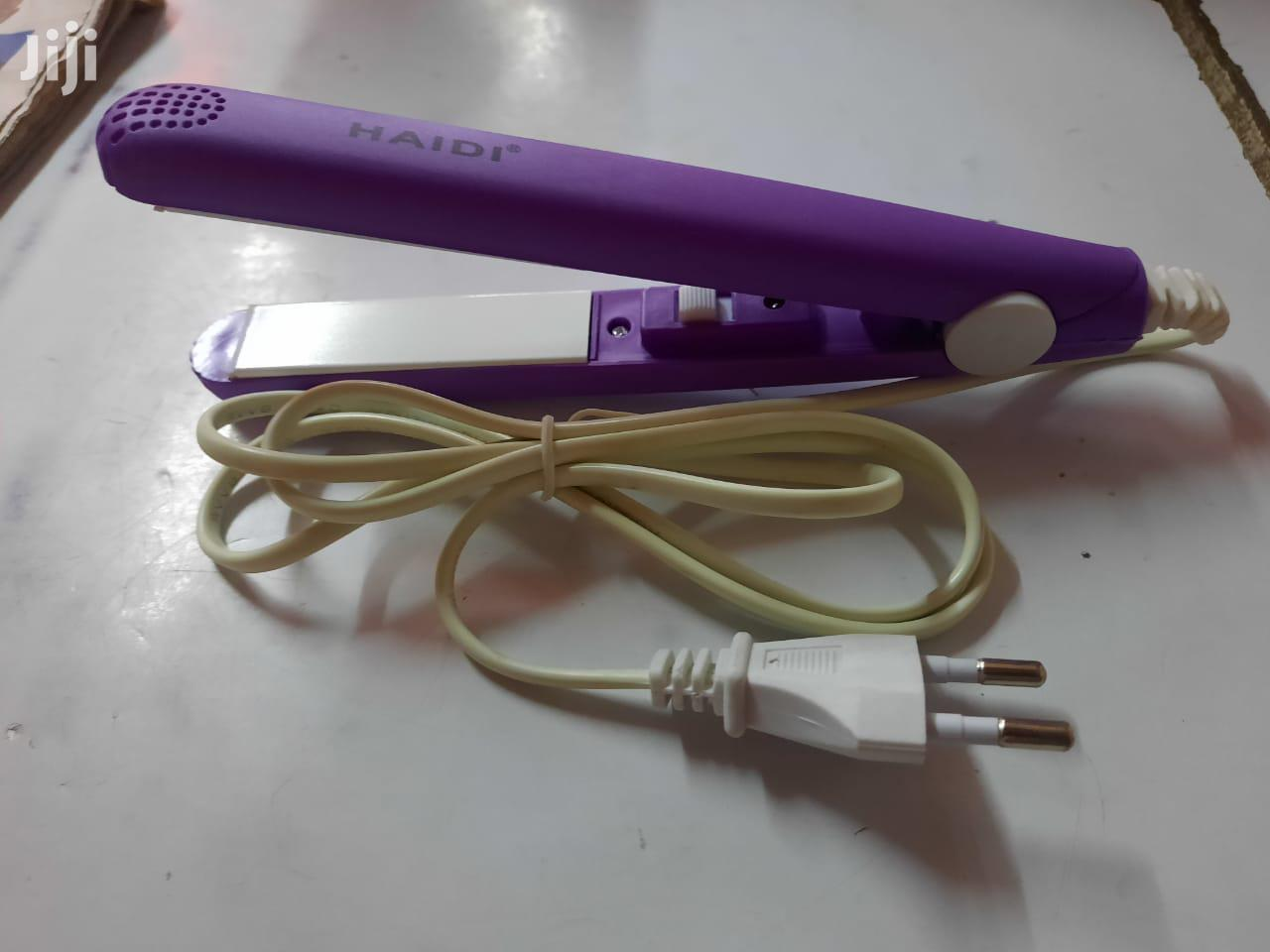 Portable Flat Iron | Tools & Accessories for sale in Nairobi Central, Nairobi, Kenya