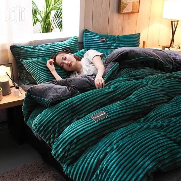 Velvet Woolen Duvets