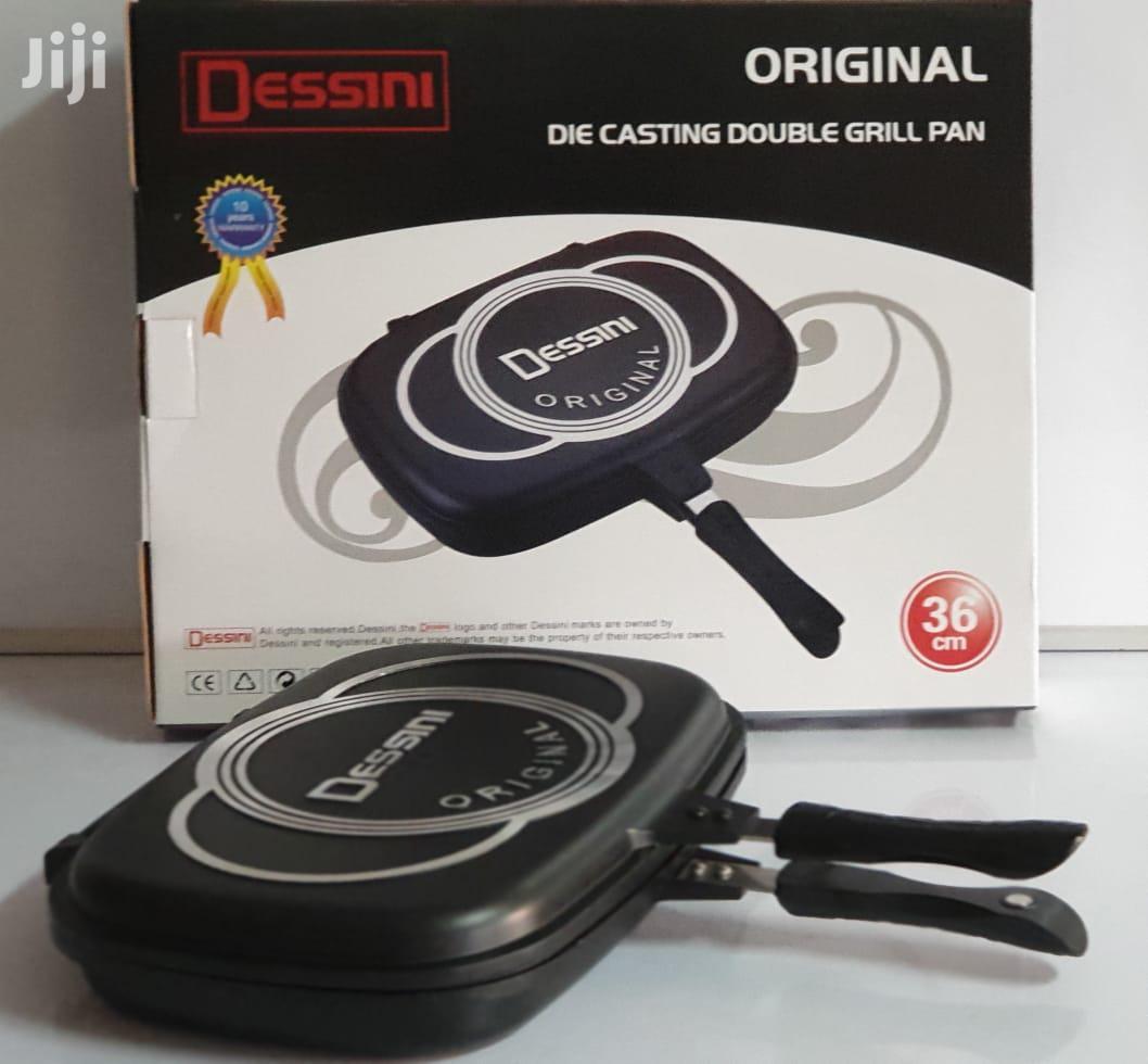 DESSINI Double Grill Pan 40cm