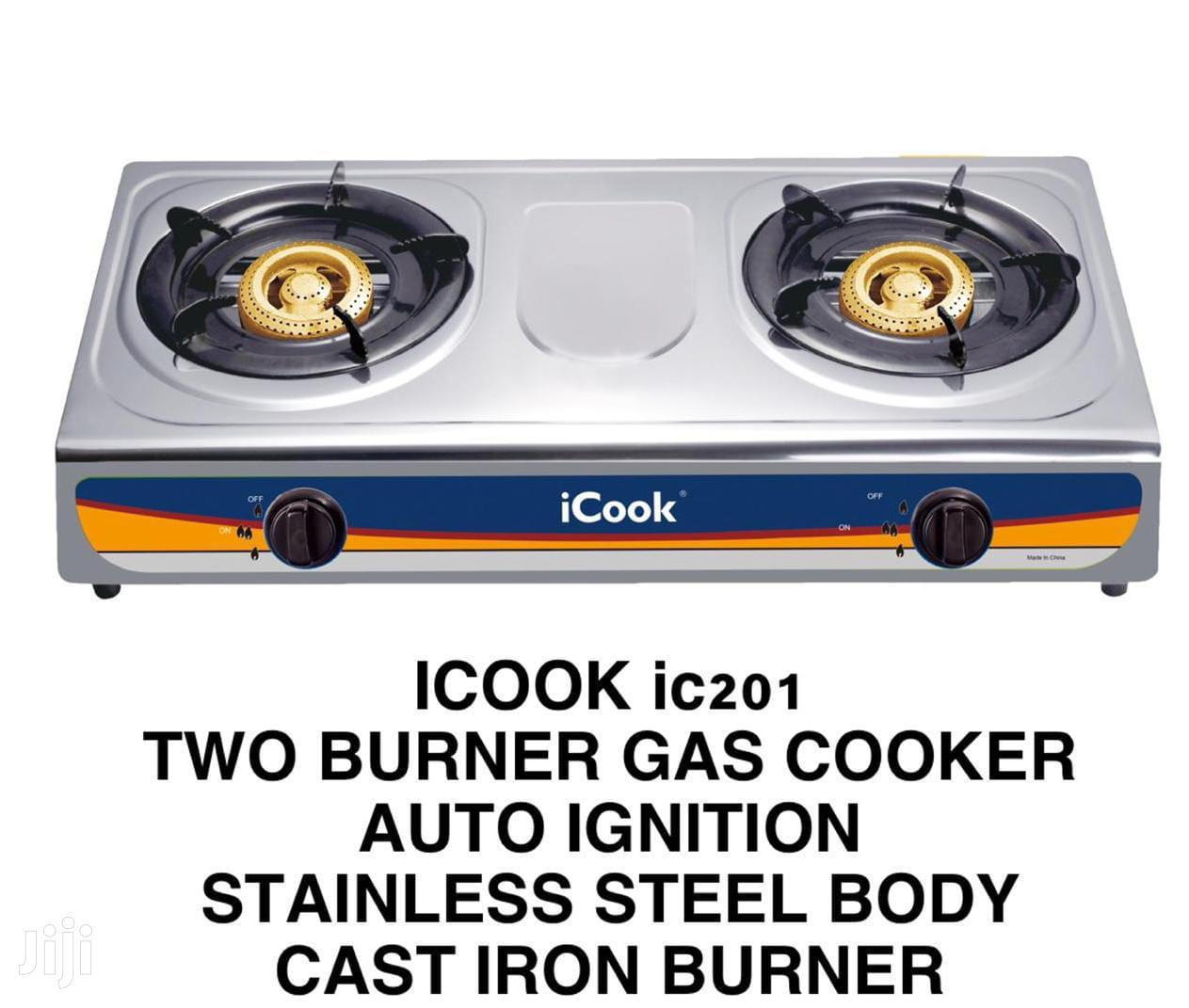 Table Burner Cooker