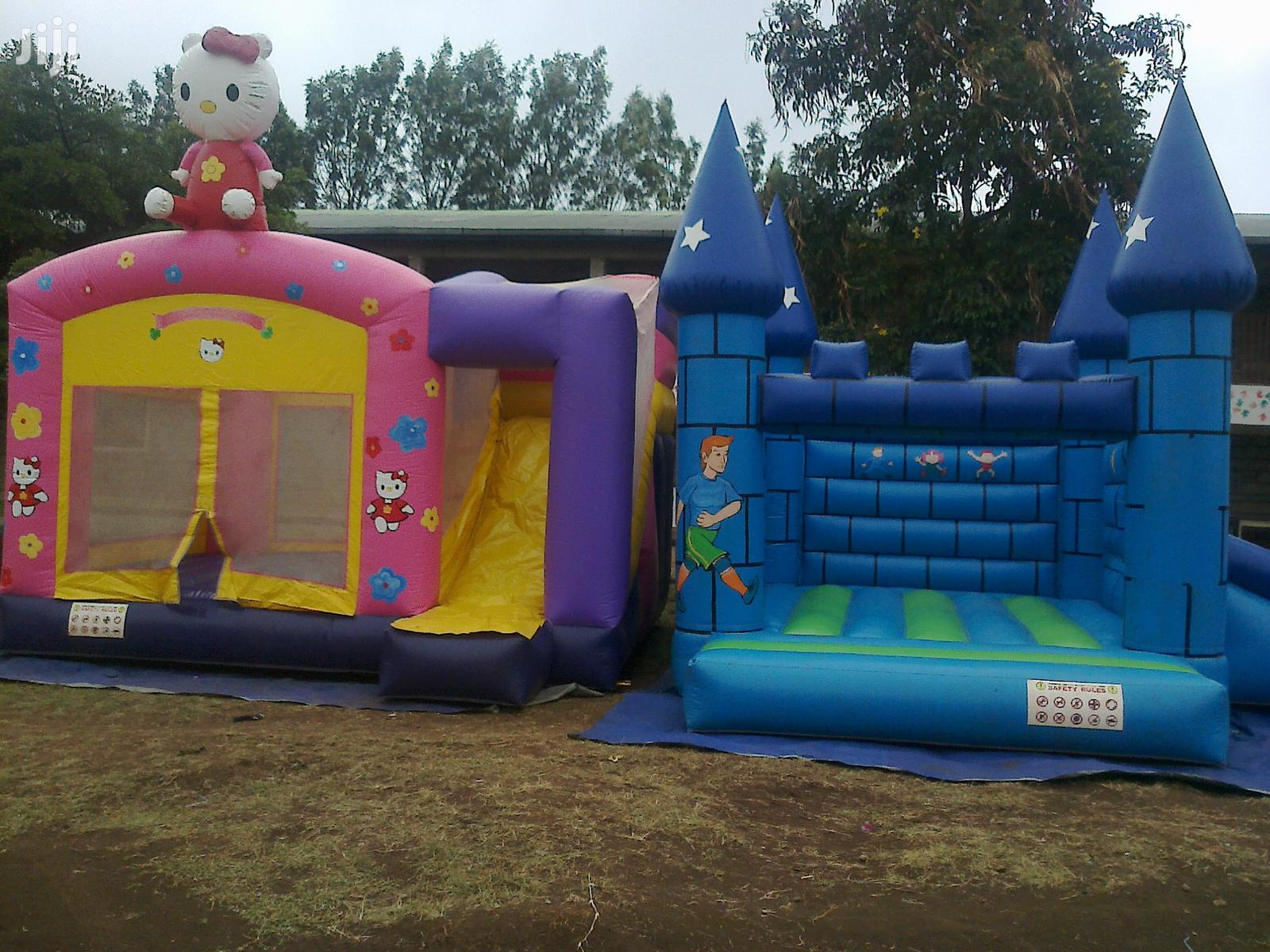 Archive: Kenya Bouncing Castle Slide Castle Trampoline and More