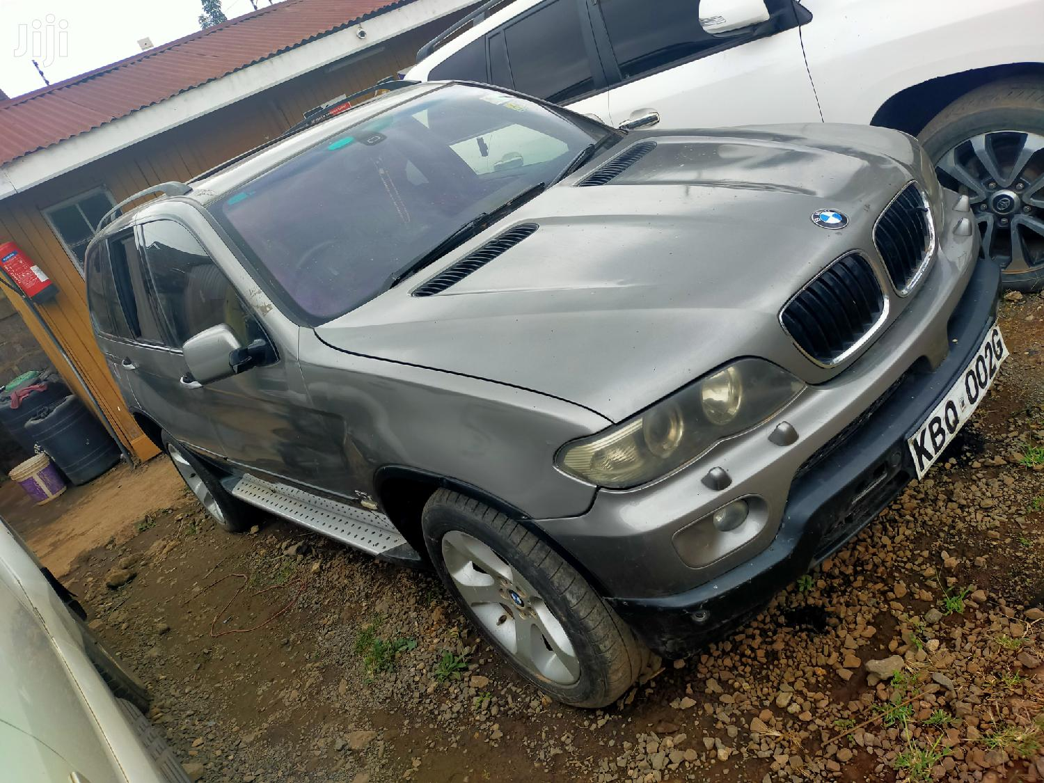 BMW X5 2004 Gray | Cars for sale in Nairobi Central, Nairobi, Kenya