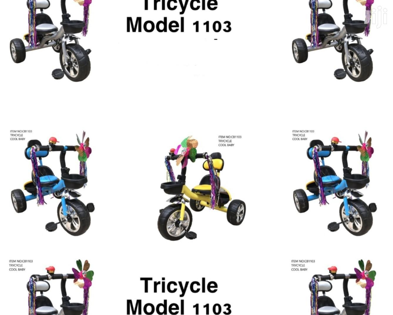 Kids Tricycle Model 1103
