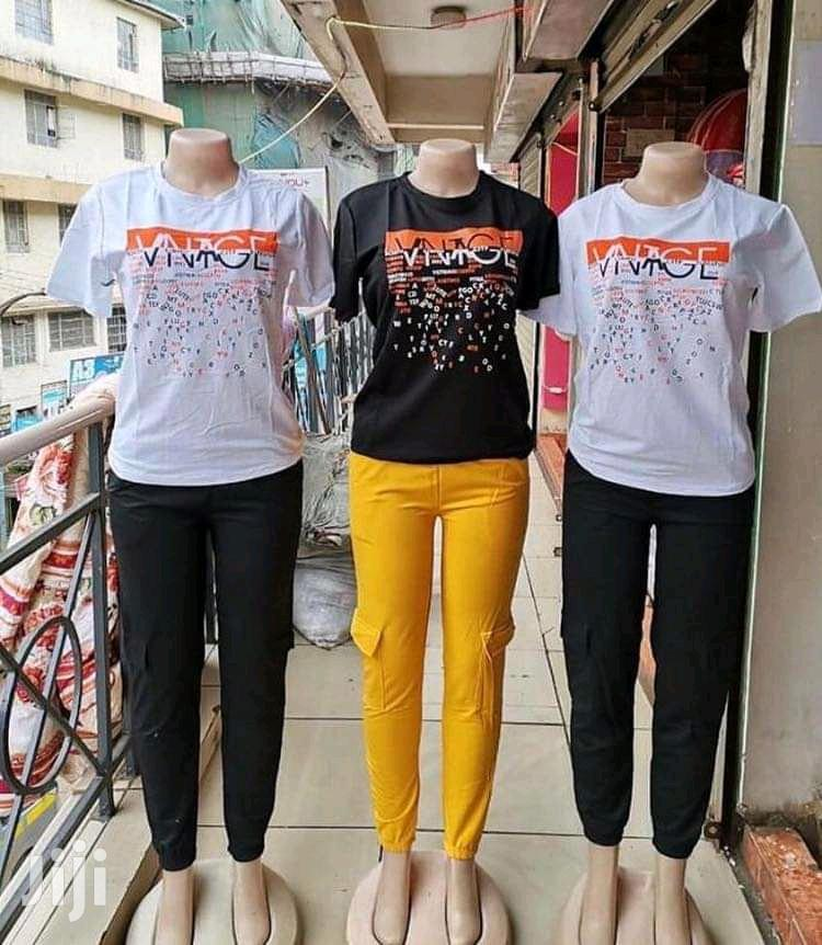 Ladies Sweatpants With Tops   Clothing for sale in Umoja II, Nairobi, Kenya