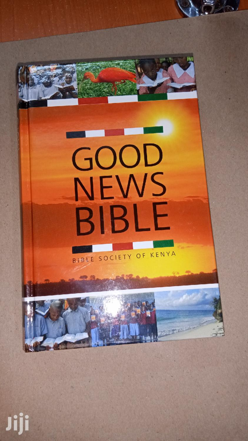 Archive: Good News Bible