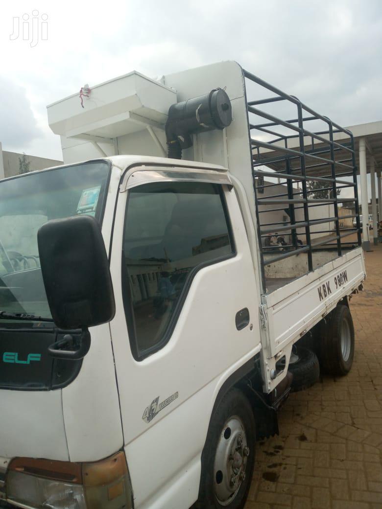 Isuzu ELF Truck 2002 White | Trucks & Trailers for sale in Bura, Garissa, Kenya