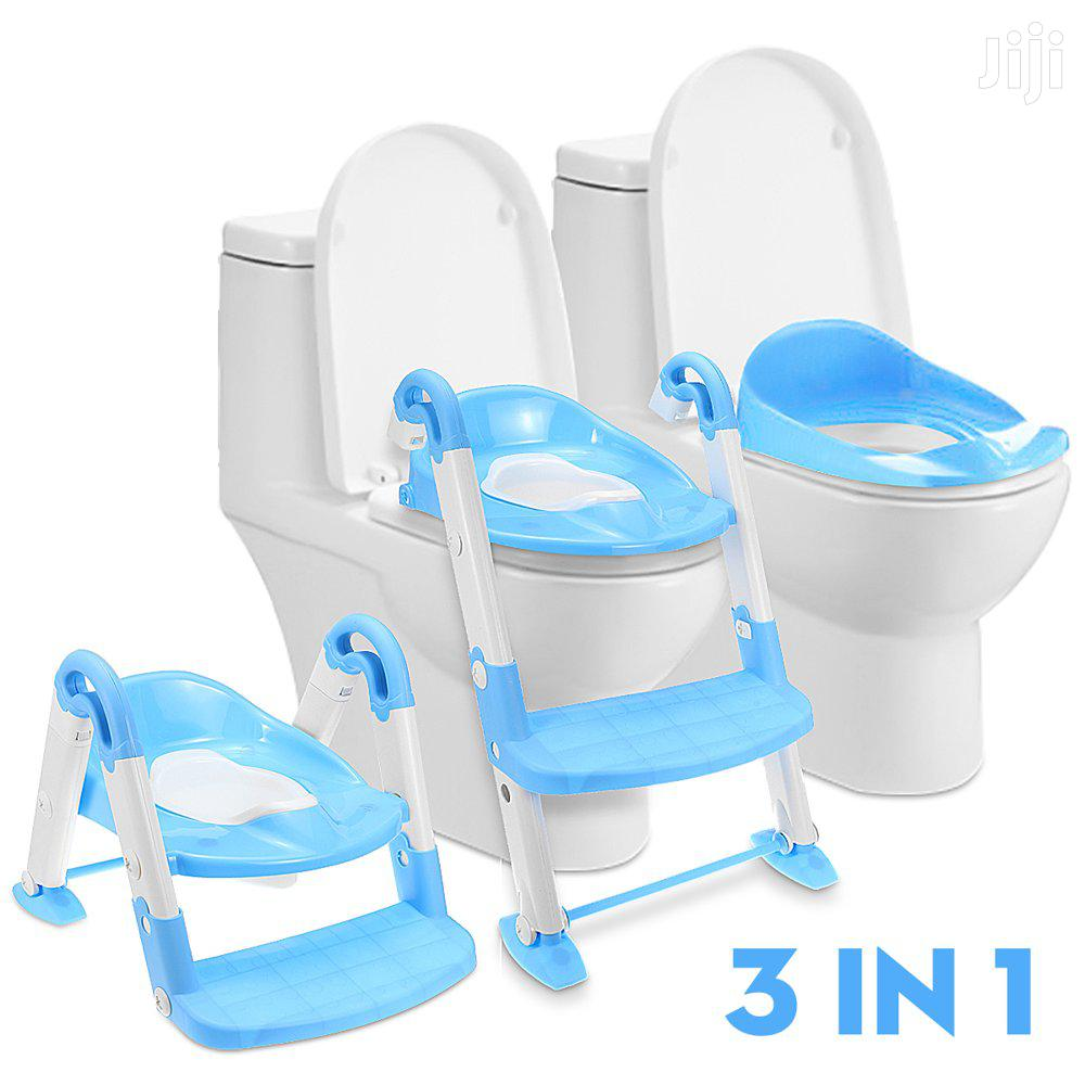 Portablebaby Potty With Ladder