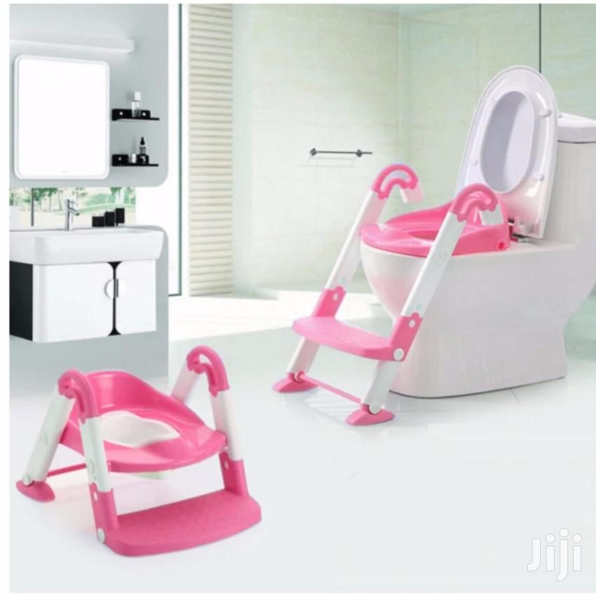 Portable Baby Potty Ladder 3 in 1