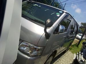 Toyota Hiace 2013 Silver   Buses & Microbuses for sale in Mombasa, Mvita