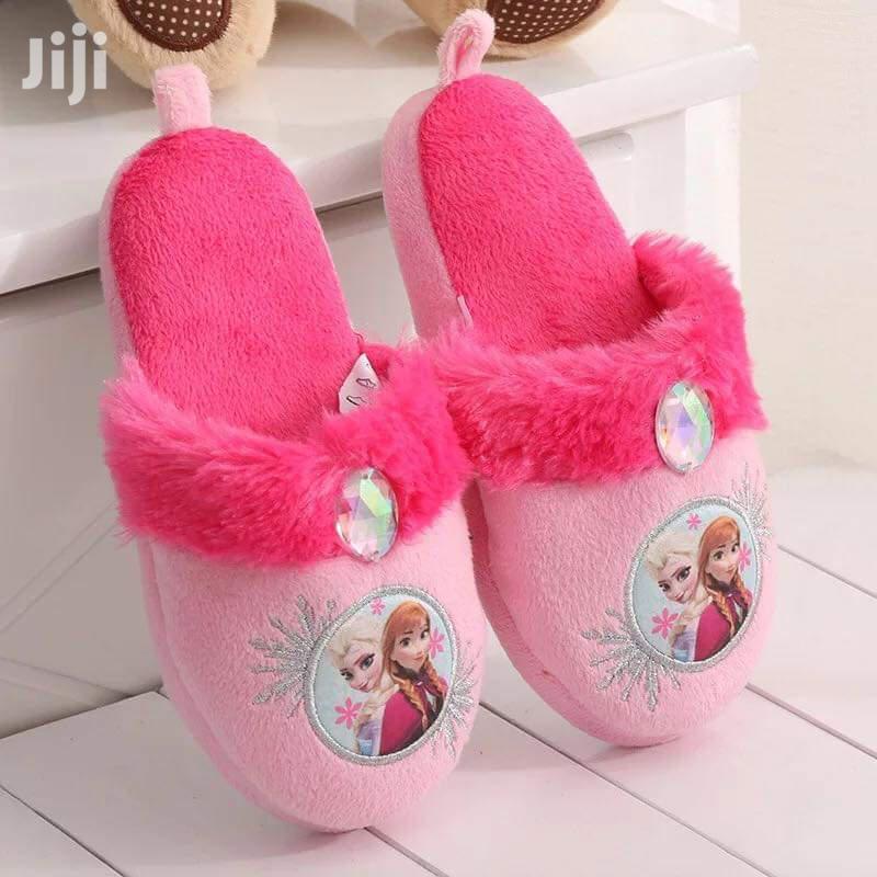 Warm Girls Inhouse Shoes | Children's Shoes for sale in Nairobi Central, Nairobi, Kenya