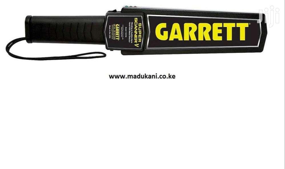 Garret Super Scanner Metal Detector
