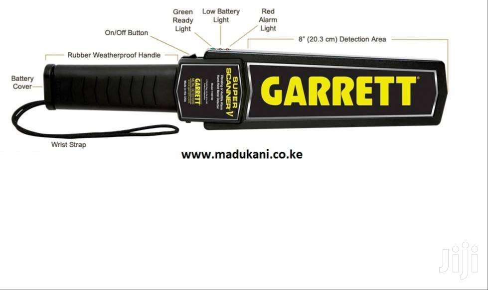 Garret Super Scanner Metal Detector | Safety Equipment for sale in Nairobi Central, Nairobi, Kenya