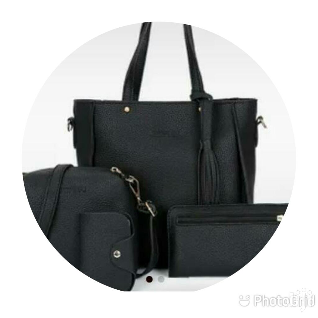 4 in 1 Handbags, Soft Leather   Bags for sale in Ndumberi, Kiambu, Kenya