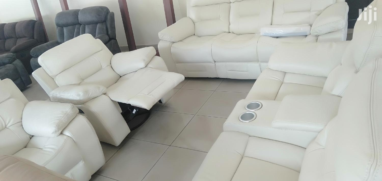 Archive: Recliner Sofa