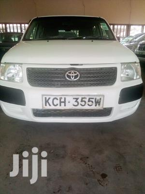 Toyota Succeed 2009 White | Cars for sale in Mombasa, Kisauni