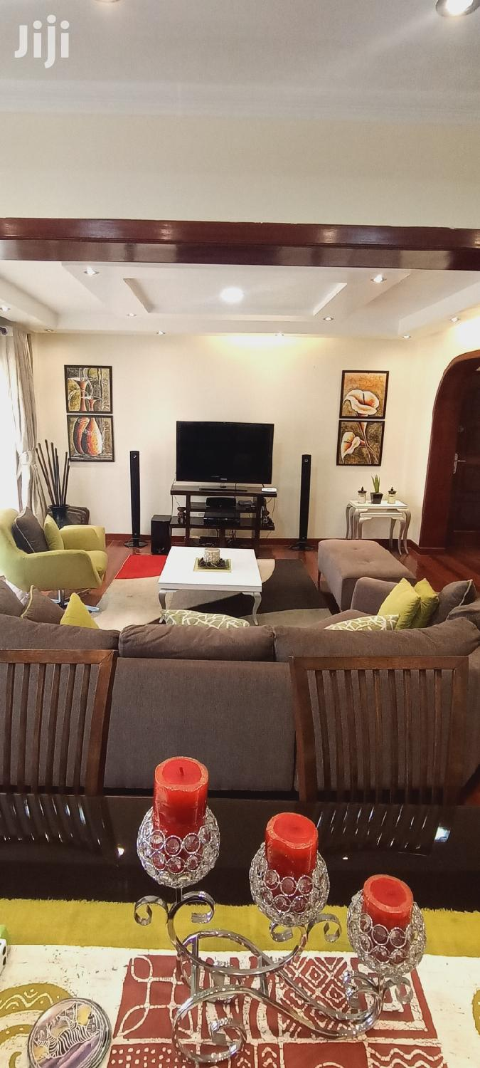 Fully Furnished 3 Bedroom+Dsq Apartment In Lavington